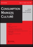 Consumption Markets And Culture