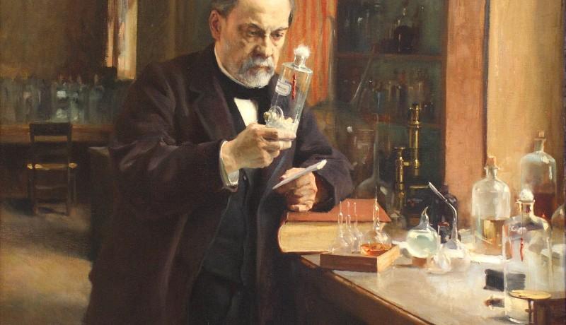 Albert Edelfelt   Louis Pasteur   1885