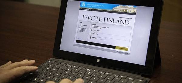 Finland Online Election