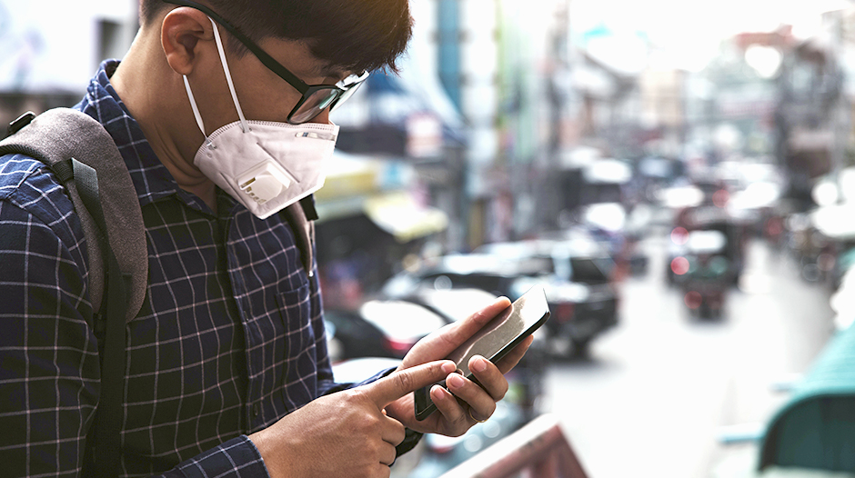 신종 코로나바이러스 예방, 손 씻기만큼 중요한 스마트폰 청결!